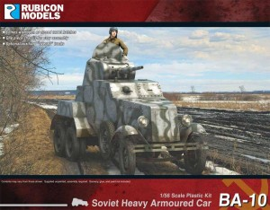 BA-10 Heavy Armoured Car