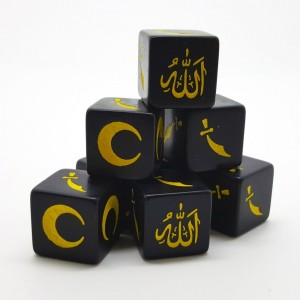 SAGA Dice - Age of Crusades Muslim Factions (8)