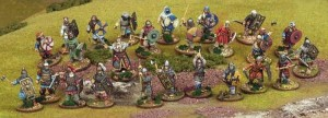 Starter Warband 4 Point - Jomsviking