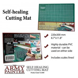 Army Painter Self-healing Cutting Mat A4