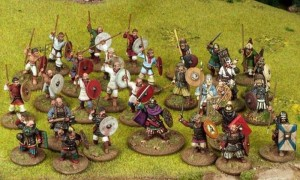 Starter 4 Point Warband - Pagan Rus