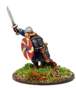 SX01a Anglo-Saxon Warlord One