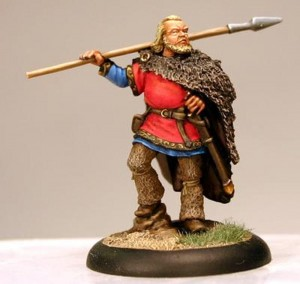 Ragnar Lothbrok, King of Sweden & Norway - Viking Legendary Warlord