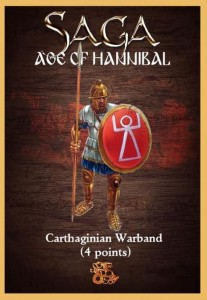 Carthaginian Starter Warband (4 points)