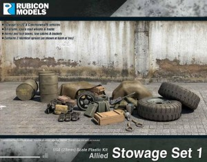 Allied Stowage Set 1