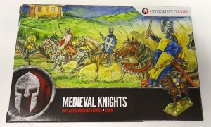 Conuest Games Medieval Knights Box