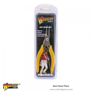 Warlord Bent Nose Pliers