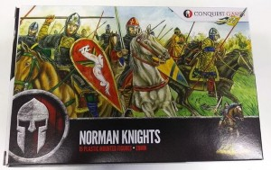 Conuest Games Norman Knights Box